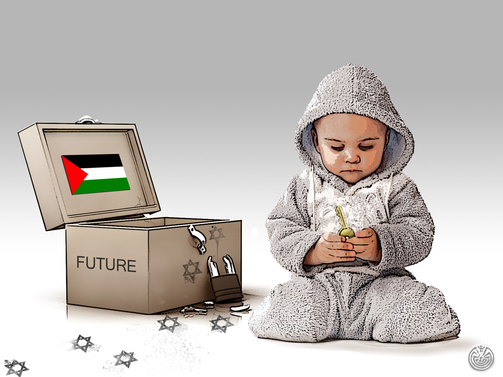 Stolen future for Palestine