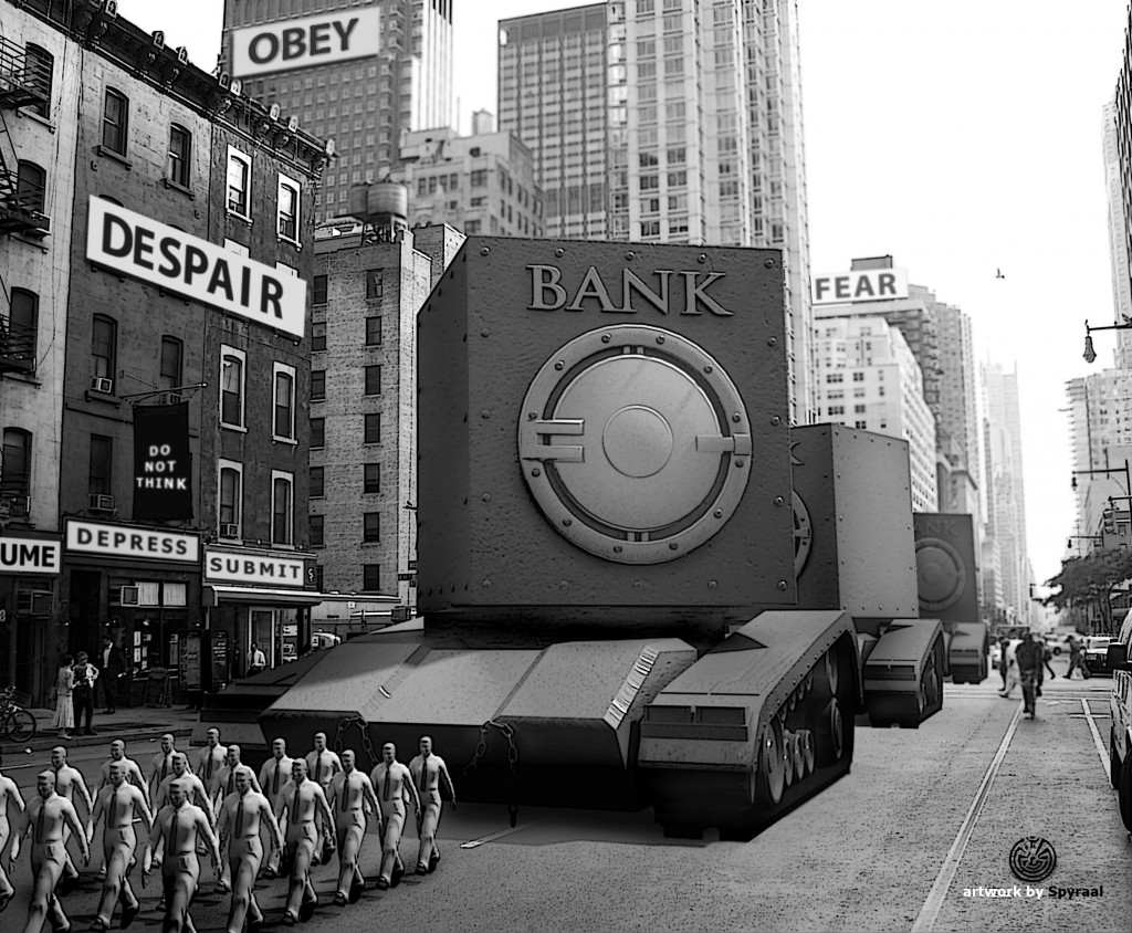 Bankers' Invasion